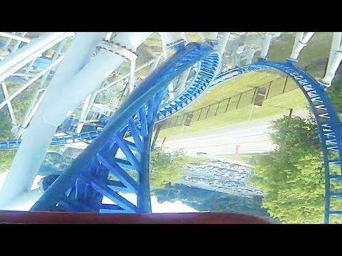 POV - New On Ride HD POV of the Sky Rocket roller coaster, filmed by TheCoasterViews, the new launch Roller Coaster at Kennywood Amusement Park, Pittsburg Pennsylvania HD.
