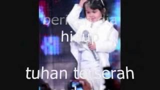 Melly goeslaw & Baim -- Catatanku (lyrics) Video
