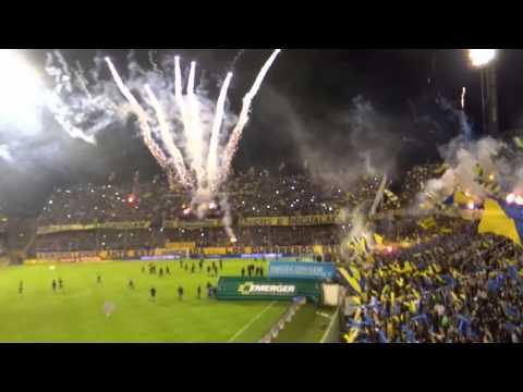 Fiesta en el Gigante. Central 3 - Quilmes 1. Campeonato de Primera División 2014