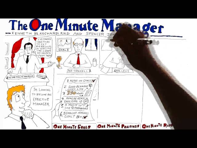 summary on the book one minute manager by kenneth blanchard an spencer johnson Now, ken blanchard and spencer johnson have written the new one minute  manager to introduce the book's powerful, important lessons to a new generation.