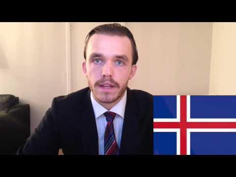 Gurra läser Isländska nyheter / Gurra reads Icelandic news