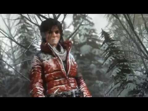 Rise of the Tomb Raider en vidéo sur Xbox One / Xbox 360