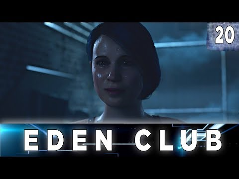 Detroit: Become Human - Walkthrough Chapter 20 - The Eden Club // All Endings