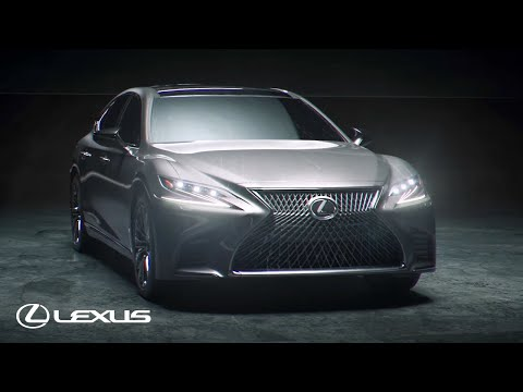 Introducing the all-new Lexus LS