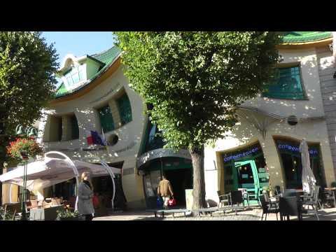 Krzywy Domek - Crooked House - Sopot Poland