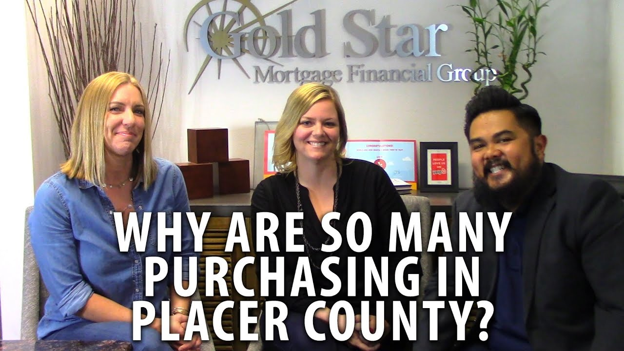 Why Are So Many Bay Area Residents Moving Into Placer County?