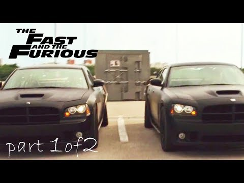 FAST and FURIOUS: FAST FIVE - Vault Heist #1 (Charger SRT8) (1080p)