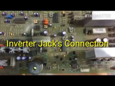 Long Card inverter ( Jack Connection)   Skill Development