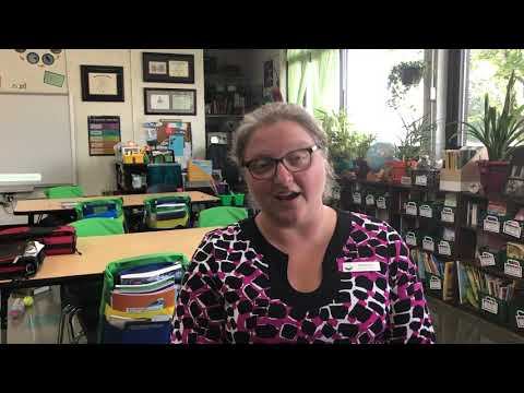 Video: Amanda Carr talks about Saint Dominic Catholic School garden