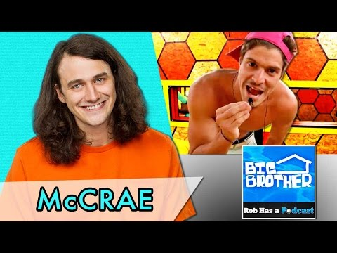 talks - Big Brother 16 Episode 16 Recap | McCrae Olson talks BB16 on July 30, 2014 ▻ After Hayden wins the power of veto, Zach convinces Caleb to tell Frankie to put Amber on the block (which was...