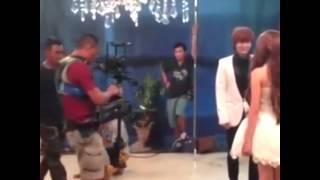 IG TyoAnakBintang: Video Clip The Virgin 'Sedetik'