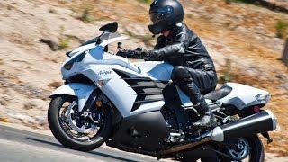9. 2015 Kawasaki Ninja ZX-14R ABS Review