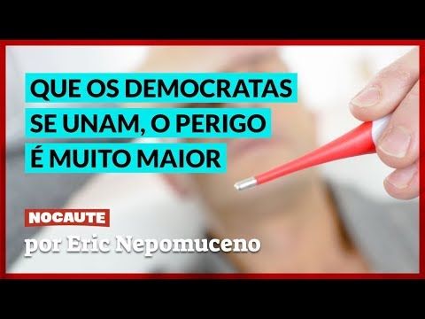 QUE OS DEMOCRATAS SE UNAM, O PERIGO QUE NOS AMEAÇA É MUITO MAIOR QUE A DISTÂNCIA QUE NOS SEPARA.