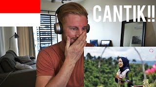 Video (CANTIK!!) YA ASYIQOL BY SABYAN // INDONESIAN MUSIC REACTION MP3, 3GP, MP4, WEBM, AVI, FLV Oktober 2018