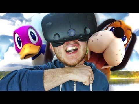 Я ВСЕХ СПАС!   Duck Season VR