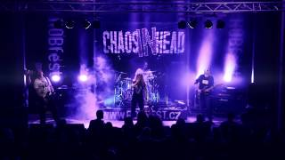 Video Chaos in Head - Řeka - Live at ROBFest 2014