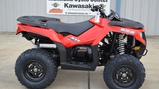 9. $7,799:  2015 Arctic Cat XR 500 Red Overview and Review