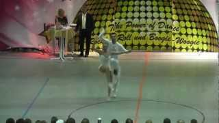 Ayline Spielmann & Philipp Sauter - Großer Preis von Deutschland 2012