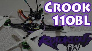 The Crook 110BL from RotoriousFPV has a ton of power with the Airblade 1104 10000kv motors. Powerful motors + lightweight frame = monster acro flyer!🚩 Parts List 🚩RotoriousFPV Crook 110BL Frame - http://goo.gl/Zo7dWzAirBlade 1104 10000kv Motors - http://goo.gl/T2xAvxEachine 10a 4-in-1 ESC Minicube - http://goo.gl/JihKhMEachine Minicube Betaflight OSD FC - http://goo.gl/06uQEEEachine AIO FPV Camera - http://goo.gl/P6KFv4Flysky FS82 Micro Receiver - http://goo.gl/xk0NIS▼ RC GearTurnigy Evolution - http://goo.gl/xp5AGqFrSky Taranis X9D Plus SE - http://goo.gl/N4PxtRFatshark Dominator V3 Goggles - http://goo.gl/ixDi1w▼ Camera GearSony RX100 Mark V - http://goo.gl/yaQvftGoPro Hero Session 5 - http://goo.gl/4PA6BnHawkeye Firefly 7S - http://goo.gl/v2NGCQRunCam 3 - http://goo.gl/SU0gtSRunCam2 - http://goo.gl/QS3pzuXiaomi Yi Action Camera - http://goo.gl/u30TkKMobius Mini - http://goo.gl/L2oNNuSamsung Galaxy Note 5 - http://goo.gl/1uOSFg▼ My Video DronesDJI Mavic Pro - http://goo.gl/ecxdZQYuneec Breeze 4K Selfie Drone - http://goo.gl/3YhDwYHubsan H109S X4 Pro - http://goo.gl/FL4jssWhat I use to edit my videos - http://amzn.to/1VJHWp7SUBSCRIBE TO MY CHANNEL - http://goo.gl/b1cZZM