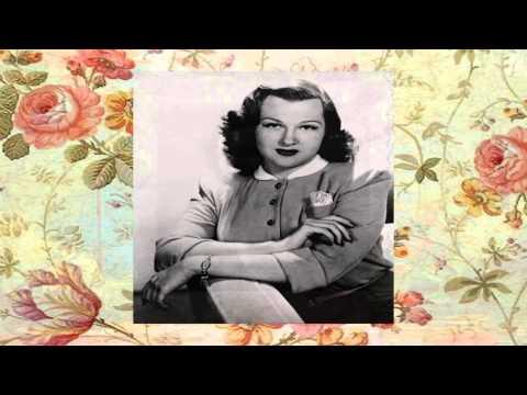 Tekst piosenki Jo Stafford - I'll Remember April po polsku