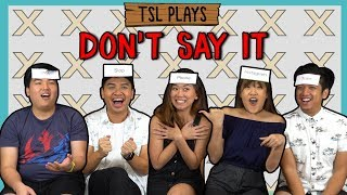 Video TSL Plays: DON'T SAY IT MP3, 3GP, MP4, WEBM, AVI, FLV Oktober 2018