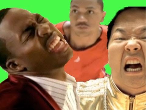Music: Dwight Howard, D. Rose and Slim Chin – Fast Don't Lie (Gregory Brothers Remix)