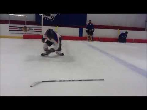 Midwest Blackbirds Hockey Training Video