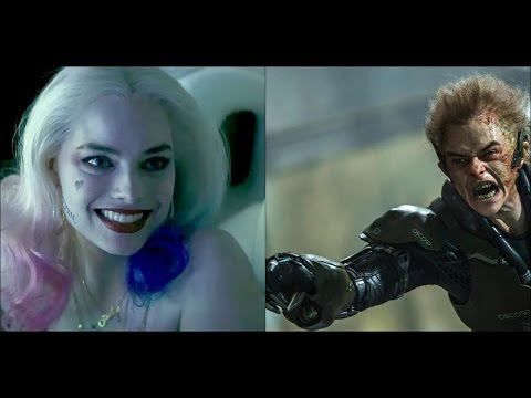 The Sinister Six vs Suicide Squad - Trailer