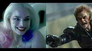 Nonton The Sinister Six vs Suicide Squad - Trailer Film Subtitle Indonesia Streaming Movie Download
