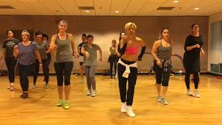 "Video ""JALEO"" Nicky Jam and Steve Aoki - Dance Fitness Workout Valeo Club MP3, 3GP, MP4, WEBM, AVI, FLV November 2018"