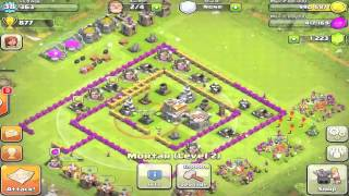 TOWN HALL LEVEL 7 BASE REDESIGN | Let's Play Clash of Clans #6