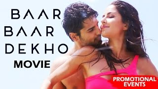 Nonton Baar Baar Dekho movie Promotion video - 2016 - Sidharth Malhotra, Katrina Kaif - Promotional Event Film Subtitle Indonesia Streaming Movie Download