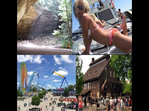 Top 6 Great Tourist Attractions In Ohio !