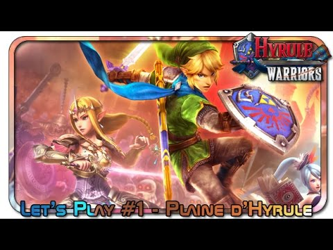 Let's Play Hyrule Warriors - Plaine d'Hyrule (Wii U)