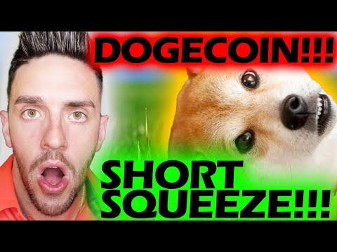 DOGECOIN!!! HUGE SHORT SQUEEZE TOMORROW!!????