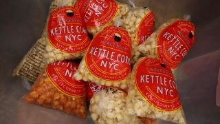 CORN Celebrate National Popcorn Day with the king of kettle corn!