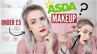 Video TESTING NEW ASDA MAKEUP (Contour Kit, Glow Kit, Brow Pomade etc...) | Sophie Louise MP3, 3GP, MP4, WEBM, AVI, FLV Juli 2018