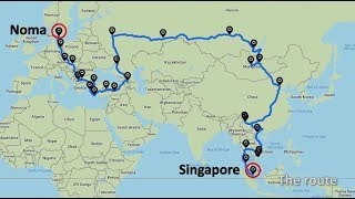 From April 2016 I travelled from Singapore to Denmark overland solo over 26000km, 18 countries and 3 months to visit the...