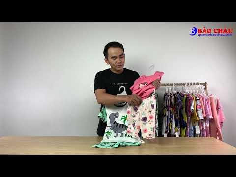 Buôn sỉ quần áo trẻ em xuất khẩu  - Mở đại lý