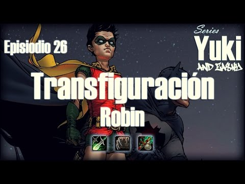 Transfiguraciones WoW - Robin