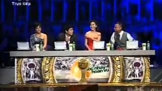 Buoc nhay hoan vu 2012 - Chung kết Bước nhảy hoàn vũ 2012 - Anh Thư - Freestyle