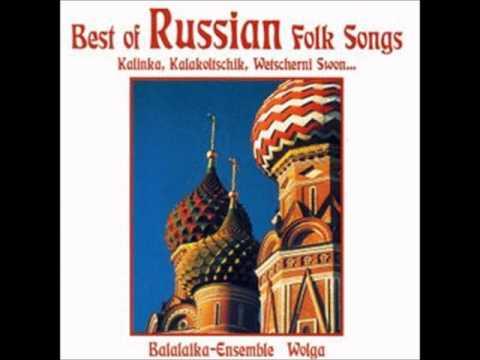 Balalaika Ensemble Wolga — The Little Bell