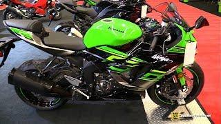5. 2018 Kawasaki Ninja ZX-6R ABS - Walkaround - 2018 Montreal Motorcycle Show