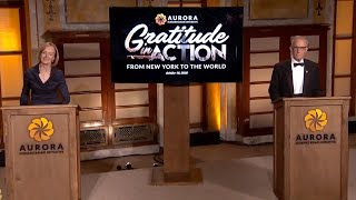 Gratitude in Action, From New York to the World