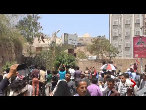 U.S. pulls its special forces out Yemen
