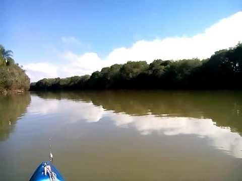 Rio Iguacu Balsa Nova Pr