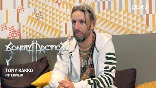 Sonata Arctica - Interview Tony Kakko
