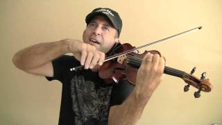 Legato Bowing on the Violin