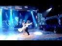 Jodie Kidd & Ian Waite's Paso Doblé