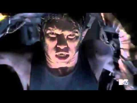 Teen Wolf Season 4 Ep12 - Scott Vs Peter